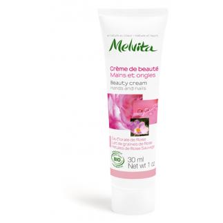 Crème de beauté mains et ongles - Nectar de Roses - 30 ml