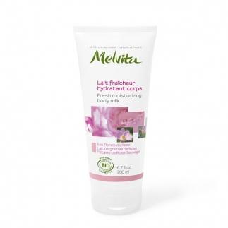 Lait fraîcheur hydratant corps - Nectar de Roses - 200 ml