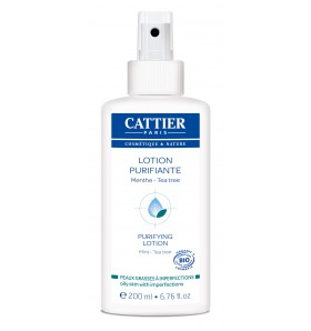 Lotion purifiante - Peaux à imperfections - 200 ml
