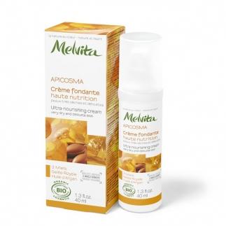 Crème fondante haute nutrition Riche - Apicosma - 40 ml