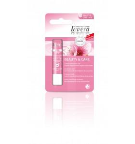 Baume à lèvres Beauty & Care Rosé - 4.5g