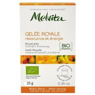 Gelée Royale Bio - Pot 25 g