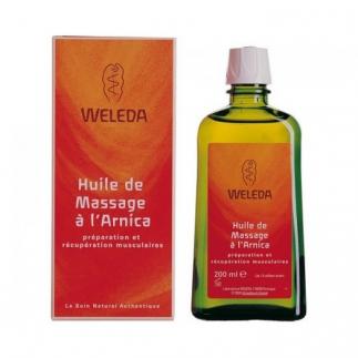 Huile de massage à l'arnica - 200 ml
