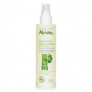 Gelée nettoyante purifiante - Nectar Pur - 200 ml