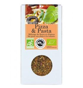 Fleurs d'épices bio - Pizza Pasta - 30g