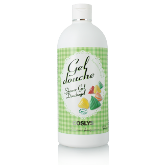 """Gel Douche """"Douceur Française"""" - Berlingots - 500 ml"""