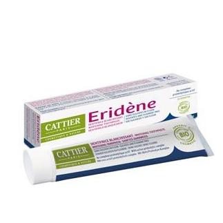 Dentifrice blanchissant Eridène - sans sulfates ni fluor - 75 ml