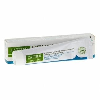 Dentargile Menthe - Dentifrice rafraîchissant - 75 ml