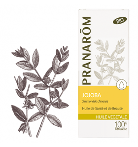 Huile végétale bio Jojoba - 50 ml