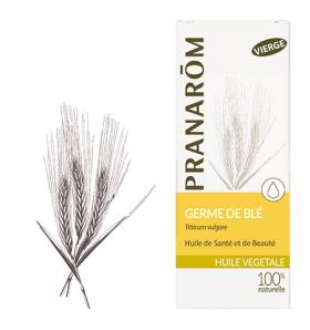 Huile végétale vierge de Germe de blé - 50 ml