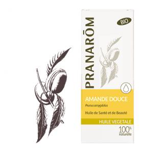 Huile végétale bio d'Amande douce - 50 ml