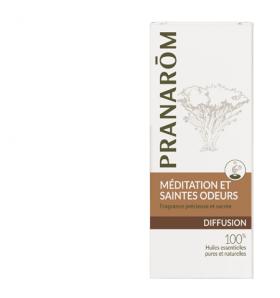 Méditation et Saintes Odeurs - Synergie pour diffuseur - 30 ml