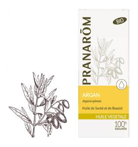 Huile végétale bio d'Argan 50 ml
