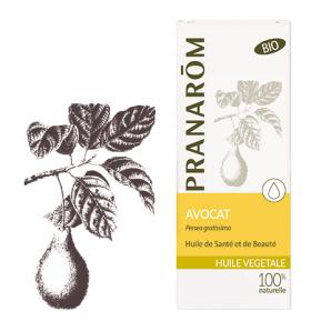 Huile végétale bio d'Avocat - 50 ml