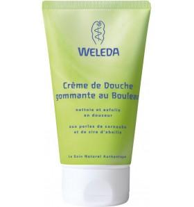 Crème de douche gommante au bouleau - 150 ml