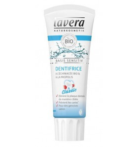 Dentifrice échinacée bio - Basis Sensitiv - 75 ml