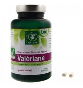 Valériane bio - Sommeil naturel - 180 gélules