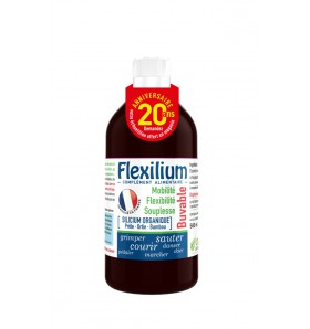 Flexilium buvable - Articulations