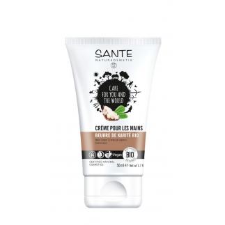 Crème pour les Mains - beurre de karité bio - 50 ml