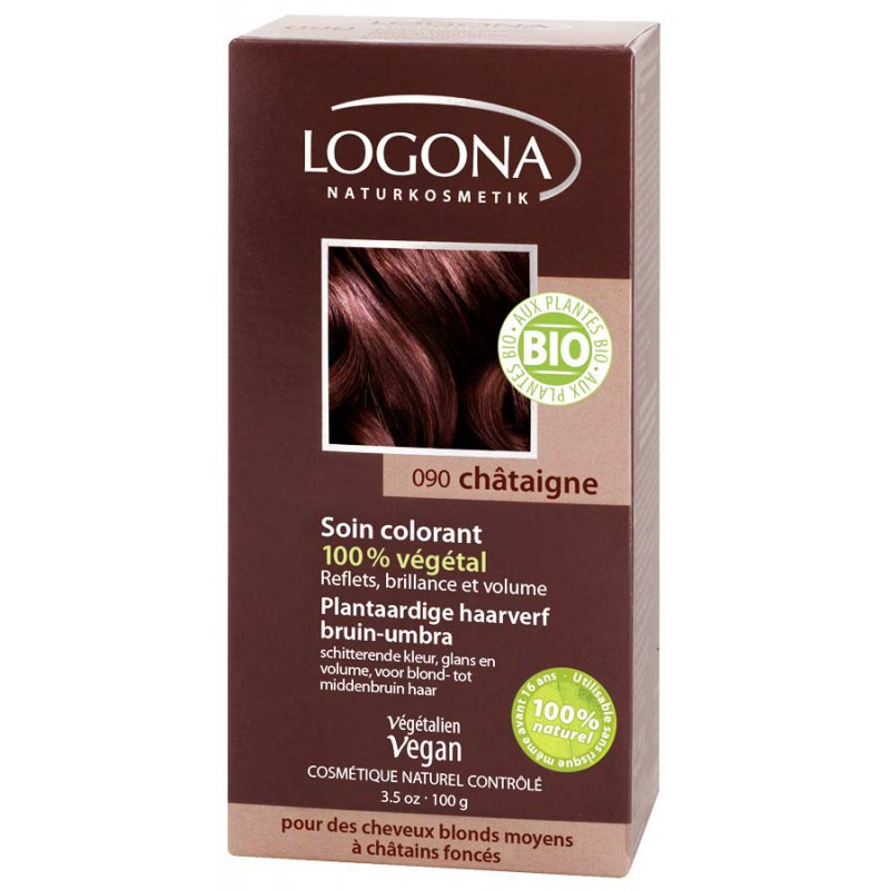 soin colorant bio 100 gr - Shampoing Colorant Bio