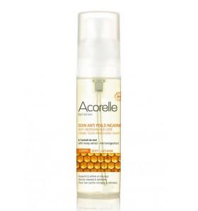 Soin bio anti poils incarnés aux extraits de miel - 50ml