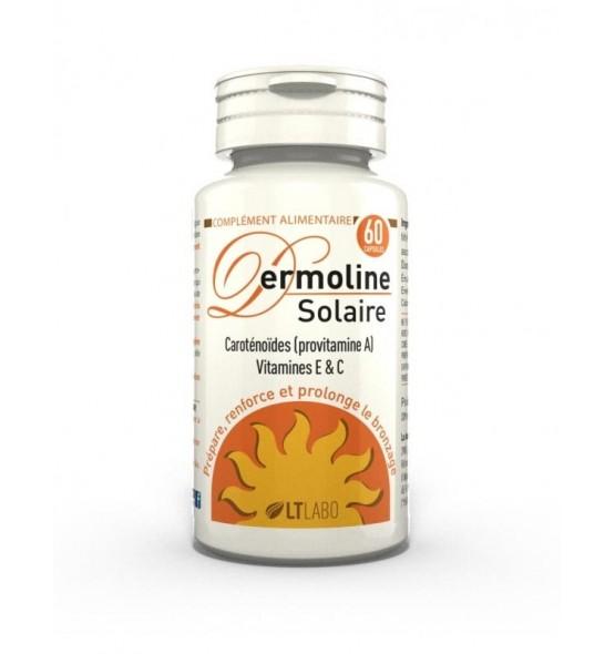Dermoline Solaire - Capsules de beauté - 60 gélules