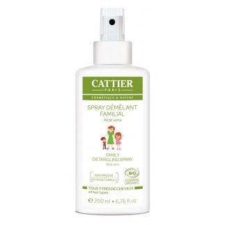 Spray démêlant familial sans rinçage - 200 ml