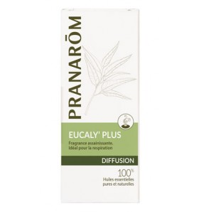 Eucaly'Plus- Synergies pour diffuseur - 30 ml