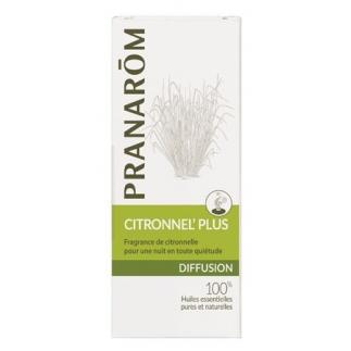 Citronnel'Plus - Synergies pour diffuseur - 30 ml