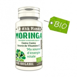 Moringa bio energie - 60 capsules