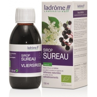 Sirop bio de Sureau - 150 ml