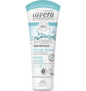 Crème mains bio - Basis Sensitiv - 75 ml