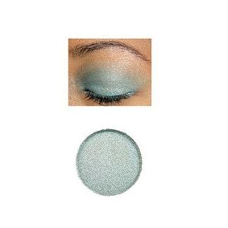 Fard à paupières BIO N°156 - bleu sarcelle irisé 1.5gr
