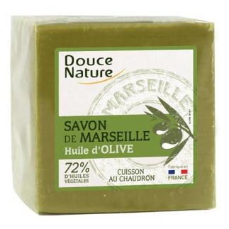 Savon de Marseille vert