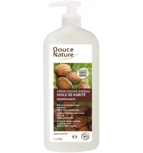 Crème douche surgras - Huile de karité - 1L