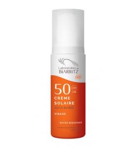 Crème solaire visage SPF 50 - 50 ml