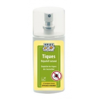 Spray anti-tiques - 100 ml