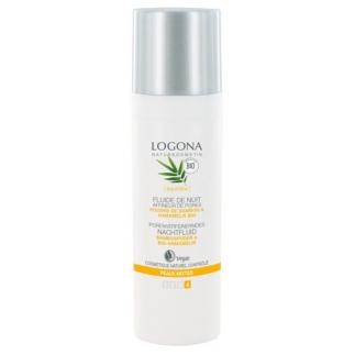 Fluide de nuit affineur de pores poudre de bambou et hamamélis bio – 30 ml