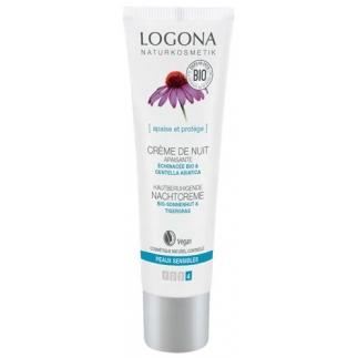 Crème de nuit apaisante - peaux sensibles - 30ml
