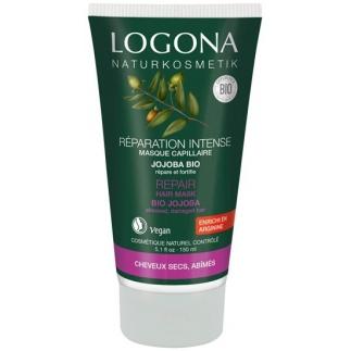 Masque capillaire réparation intense au jojoba bio - 150 ml