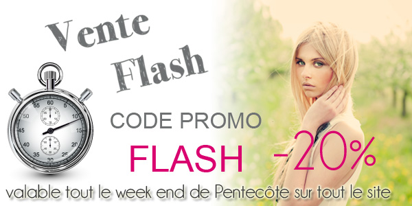 VENTE FLASH