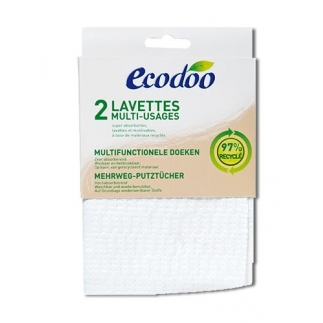 Lavettes multi-usages Ecodoo