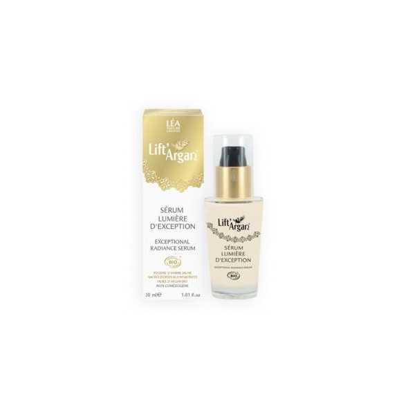 Sérum Lumière d'Exception Lift'Argan
