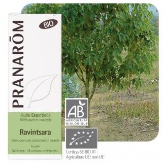 Huile essentielle de Ravintsara biologique 10ml