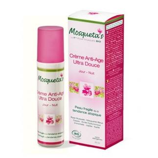 Crème ultra douce anti-âge Mosqueta's