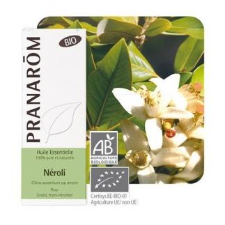 Huile essentielle néroli bio - Pranarôm