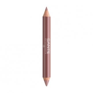Crayon duo contour des lèvres & gloss - 4g