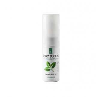 Spray buccal Menthe naturelle Bioseptyl