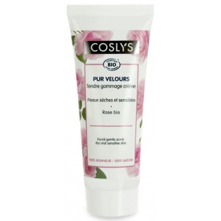 Tendre gommage crème visage - peaux sèches et sensibles - 75 ml