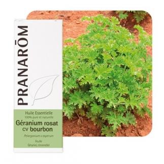 Huile essentielle de Géranium rosat cv bourbon - 10ml